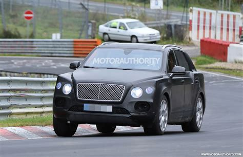 bentley sedan 2016 2016 bentley suv spy shots 100484618 h jpg