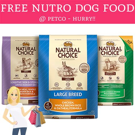 petco nutro food run free nutro food petco deal