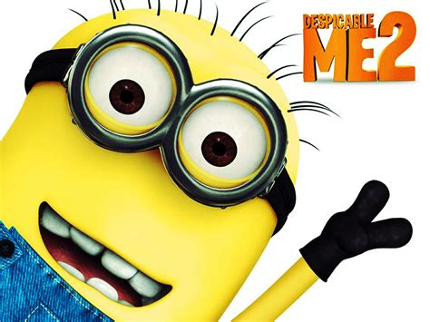 Despicable Me 2: Review | Life of Cahill Minion Despicable Me 2