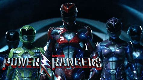 Power Rangers (2017 Movie)   It's Morphin Time Official