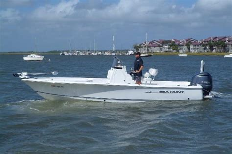 sea hunt boats charleston sc 2013 sea hunt bx 24 br charleston south carolina boats