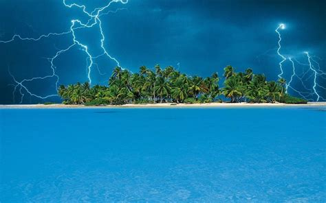 Tropical L by Landscape Wallpaper Tropical Island Foto