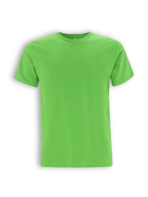 Shirt Green Light classic t shirt earthpositive in light green mr
