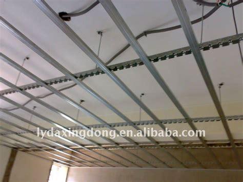 Metal Ceiling Joist by Linyi Daxingdong Steel Joist Sizes