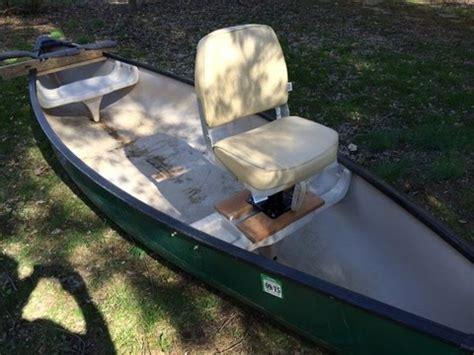 jon boat vs gheenoe how to set up canoe swivel boat seats old town canoe