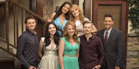 switched at birth season five delayed until 2017 switched at birth alums lucas grabeel lea thompson