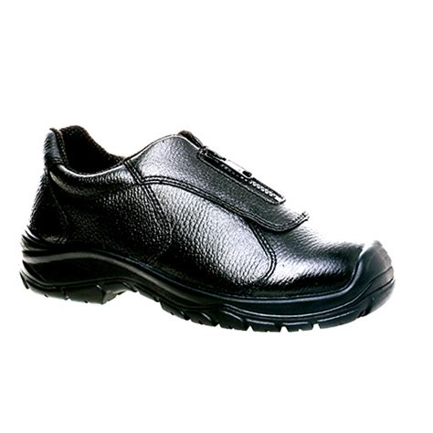 Sepatu Slip On Murah Dr Becco Warna Hitam Coklat jual sepatu safety murah zipper 3125