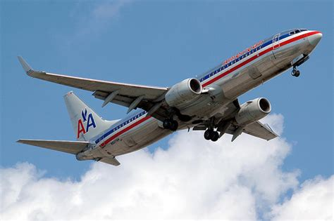 American Airlines Mba by 738 Aircraft Aircraft 2017
