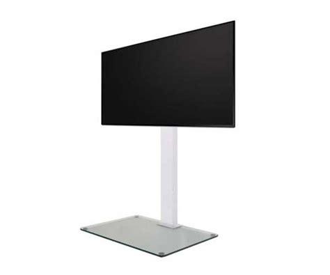 piedistallo monitor piedistallo h 116 cm display tv suspens norstone