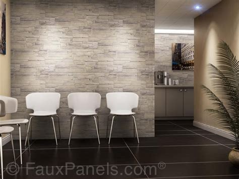 Faux Panels Interior by Accent Wall Ideas With Manufactured Design Photos