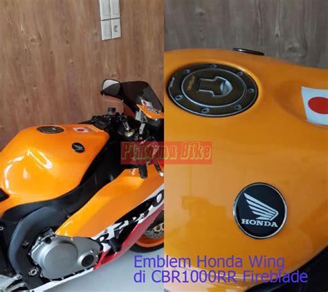 Emblem Wing 3d Sayap Honda Original Kanan Kiri terjual emblem eksklusif moge untuk motor honda anda pnp all kaskus