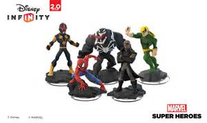 Disney Infinity 2 0 All Characters Spider Play Set Announced For Disney Infinity 2 0