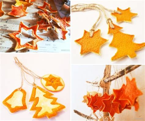 orange christmas decorations how to make