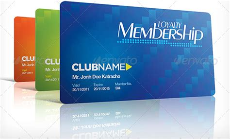 membership card template size things that are a must in a s wallet wardrobes