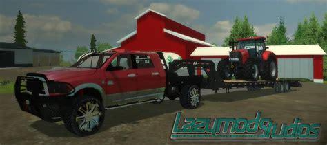 LMS Dodge Ram 3500 Laramie Longhorn SRW   Modhub.us