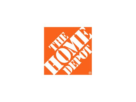 the home depot logo logok