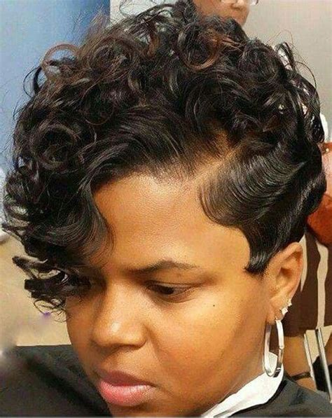 permed pixie hairstyles pictures 12 curly short hairstyle for black women hair