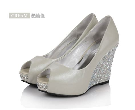 wedding shoes wedges wedding photography