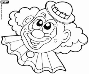 in the circus coloring pages printable games
