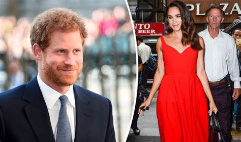 meghan markel and prince harry meghan markle and prince harry to date for a year before