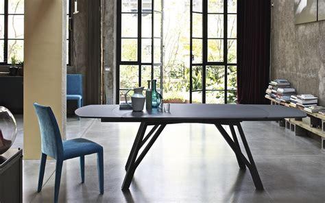 tavolo ellittico tavolo ellittico allungabile di bontempi con piano