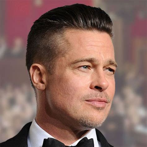 Brad Pitt Hairstyle by Brad Pitt Hairstyles S Hairstyles Haircuts 2017