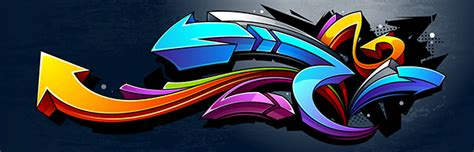 graffiti vector arts  behance