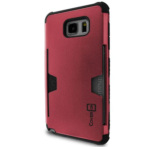 Backcase Samsung Galaxy Note 5 Armor Combo for samsung galaxy note 5 hybrid credit card stand armor cover ebay