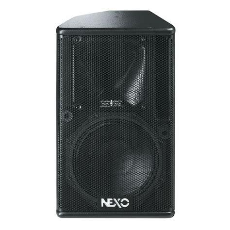 Speaker Advance M10 nexo nexo ps8 asymmetrical dispersion loudspeaker j