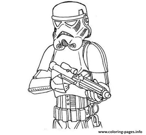 star wars coloring pages easy easy stormtrooper star wars coloring pages printable
