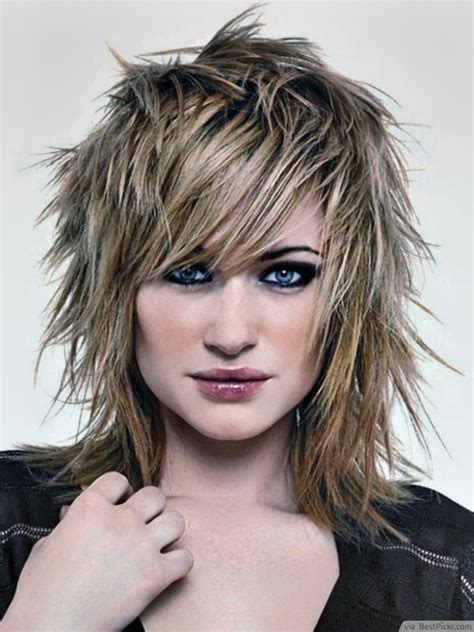 punky haircuts for medium length hair hair styles short punky hair styles