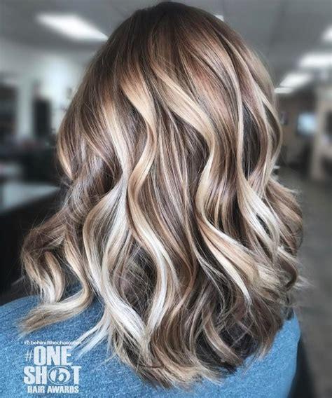 Balayage Hair Colors With Highlights Balayage 70 Balayage Hair Color Ideas With Brown And Caramel Highlights