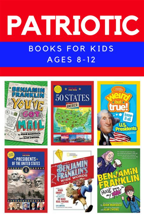 for ages 8 12 oh say can you see patriotic books for ages 8 12