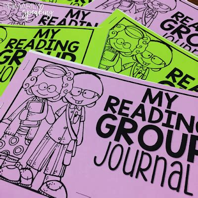 printable reading journal cover reading group journals a quick easy idea primarily