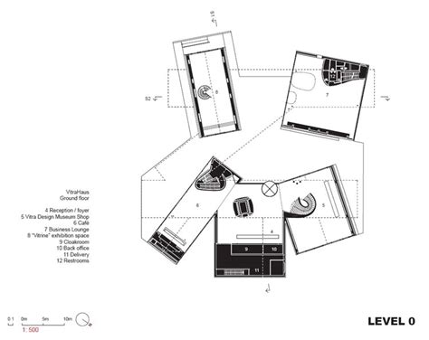 Open Concept Floor Plans arqa vitrahaus in weil am rhein germany