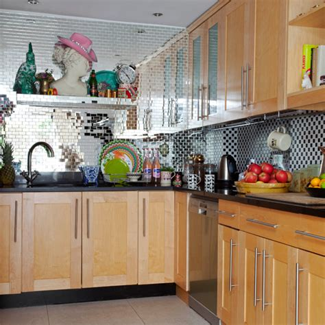 Kitchen Ideas For Galley Kitchens by Kitchen Tile Ideas Ideal Home