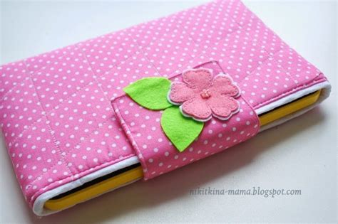 how to make a mobile cover with cloth how to make mobile cover from cloth simple craft ideas