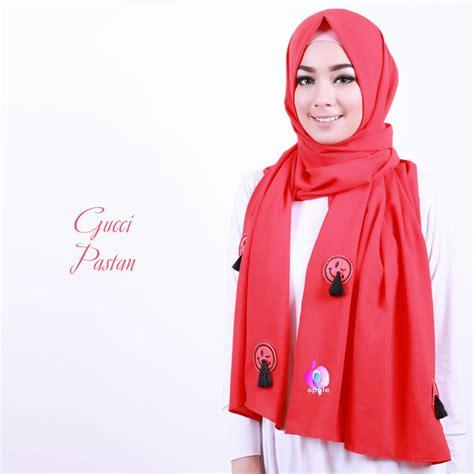 Harga Kerudung Gucci jual gucci pashtan by apple brand toko jilbab