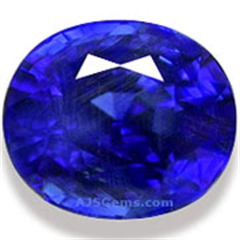 Blue Light Saphire Burma 4 15ct les prix des saphir bleu at ajs gems