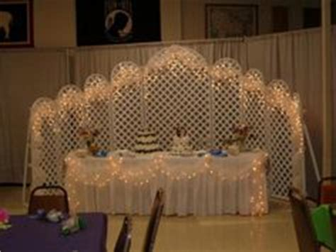 Wedding Backdrop Lattice by 1000 Images About Wedding Events On Wedding