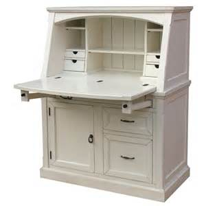 Desk With Tall Hutch Coastal Secretary Desk Ideas For The House Pinterest