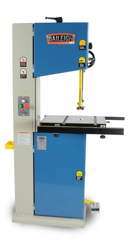saw woodworking baileigh wbs 14 vertical band saw elite metal tools