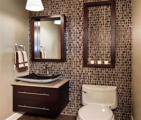 Backsplash Ideas For Bathrooms by 10 Decorative Small Bathroom Backsplash Ideas With