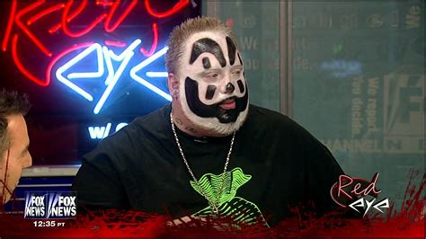 clown red fox picture red eye on fox news icp insane clown posse youtube