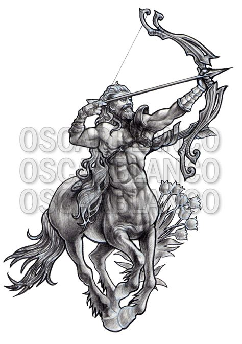 centaur tattoo designs sagittarius project the centaur by otas32 on deviantart