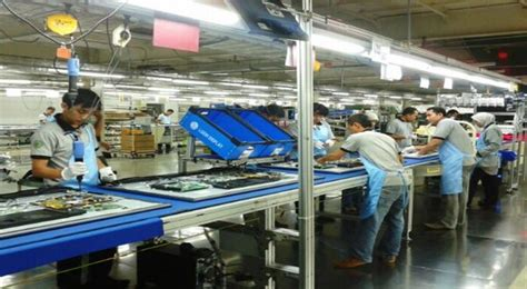 Tv Sharp Karawang mengintip produksi tv ultra hd di pabrik lg okezone techno