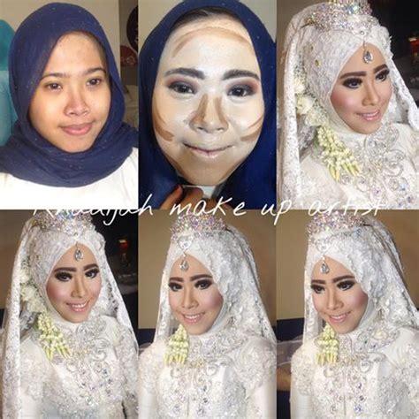 Makeup Khadijah Azzahra kisah inspiratif khadijah azzahra masih usia 20 tahun sudah jadi perias penganten kondang