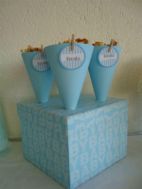como hacer un recuerdo con dulces y galletas para baby shower manualidades para baby shower