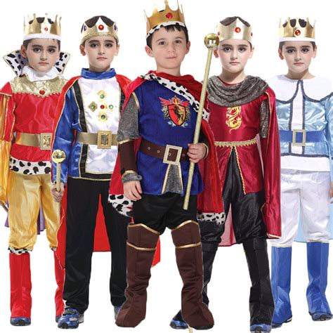 purim carnival the king prince costume for boy