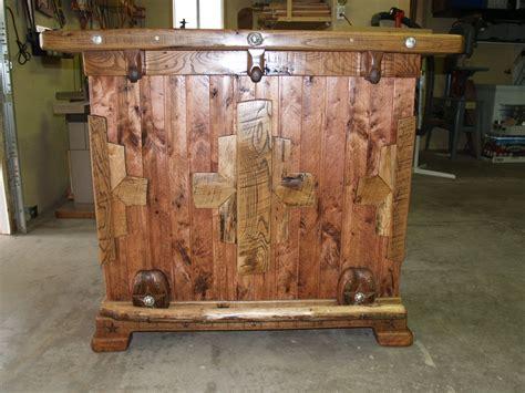 Rustic Bar Custom Made Rustic Bar By Of Wood Custommade